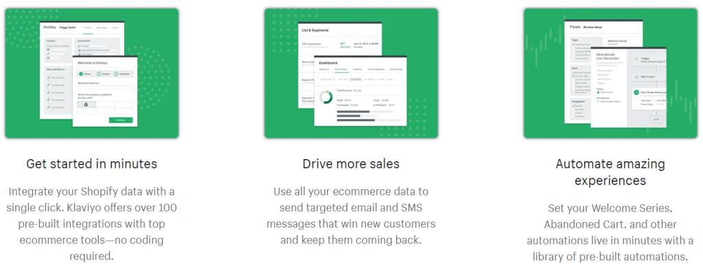 Klavyio - Email Marketing Apps for Shopify