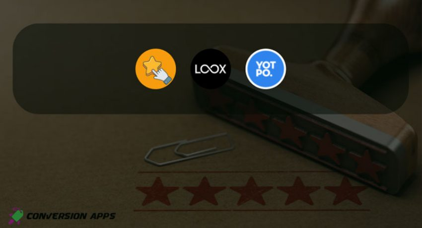 Best Review Apps for Shopify